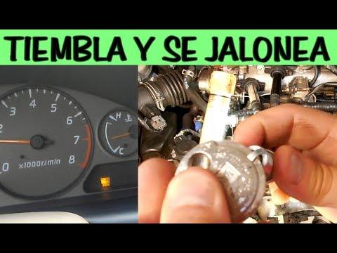 Auto que se jalonea, perdida de potencia y check engine (version extendida)