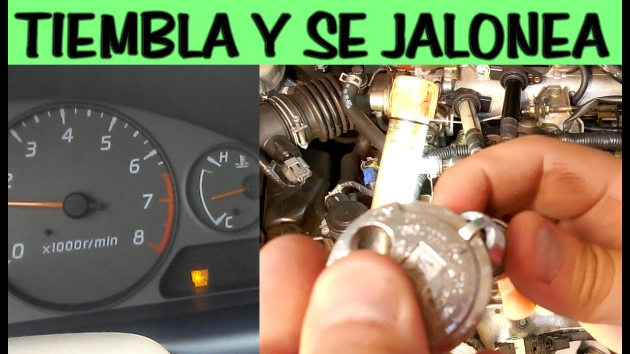Auto Que Se Jalonea Perdida De Potencia Y Check Engine
