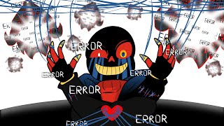 Скачать ERROR Sans Animation Stronger Than You