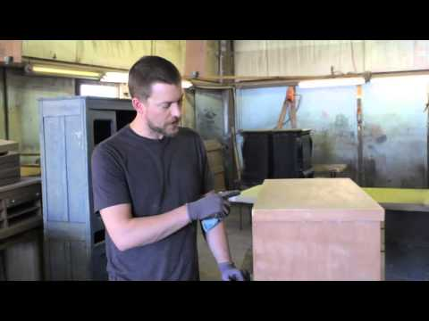How to Refinish a Piece of Furniture : Furniture Restoration