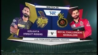 KKR VS RCB FULL MATCH HIGHLIGHTS || RCB VS KKR HIGHLIGHTS ipl 2019 || virat century Russel vs rcb