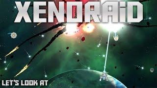 Xenoraid Gameplay - New Age Galaga - Xenoraid First Impressions