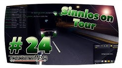 Sinnlos on Tour #24 | Von Mautstationen bis hinzu Konvoiüberholung | TruckersMP