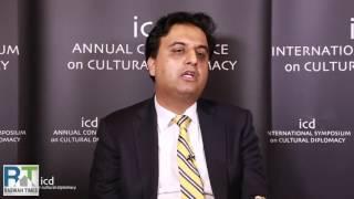 Ahmadiyya Muslim Jamal Qaiser speaks on Cultural Diplomacy