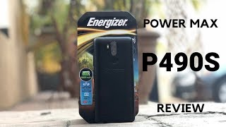 Energizer Power Max P490S Smartphone Unboxing & Review + GIVEAWAY!