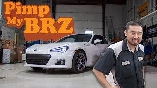 Pimp My Ride (Subaru BRZ Edition)