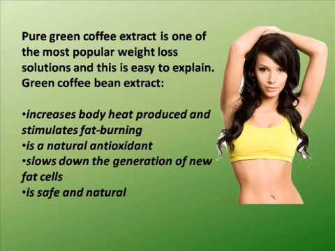 Green Coffee Bean Max - Green Coffee Bean For Weight loss