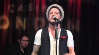 Matt Cardle sings Music of my soul