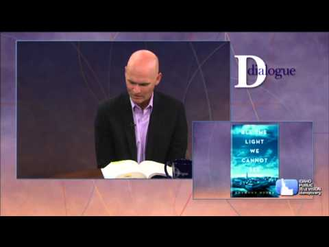 Dialogue: Author Anthony Doerr