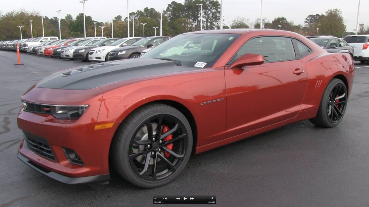 2014 Chevrolet Camaro Ss 1le In Depth Review Zero To 60 Times