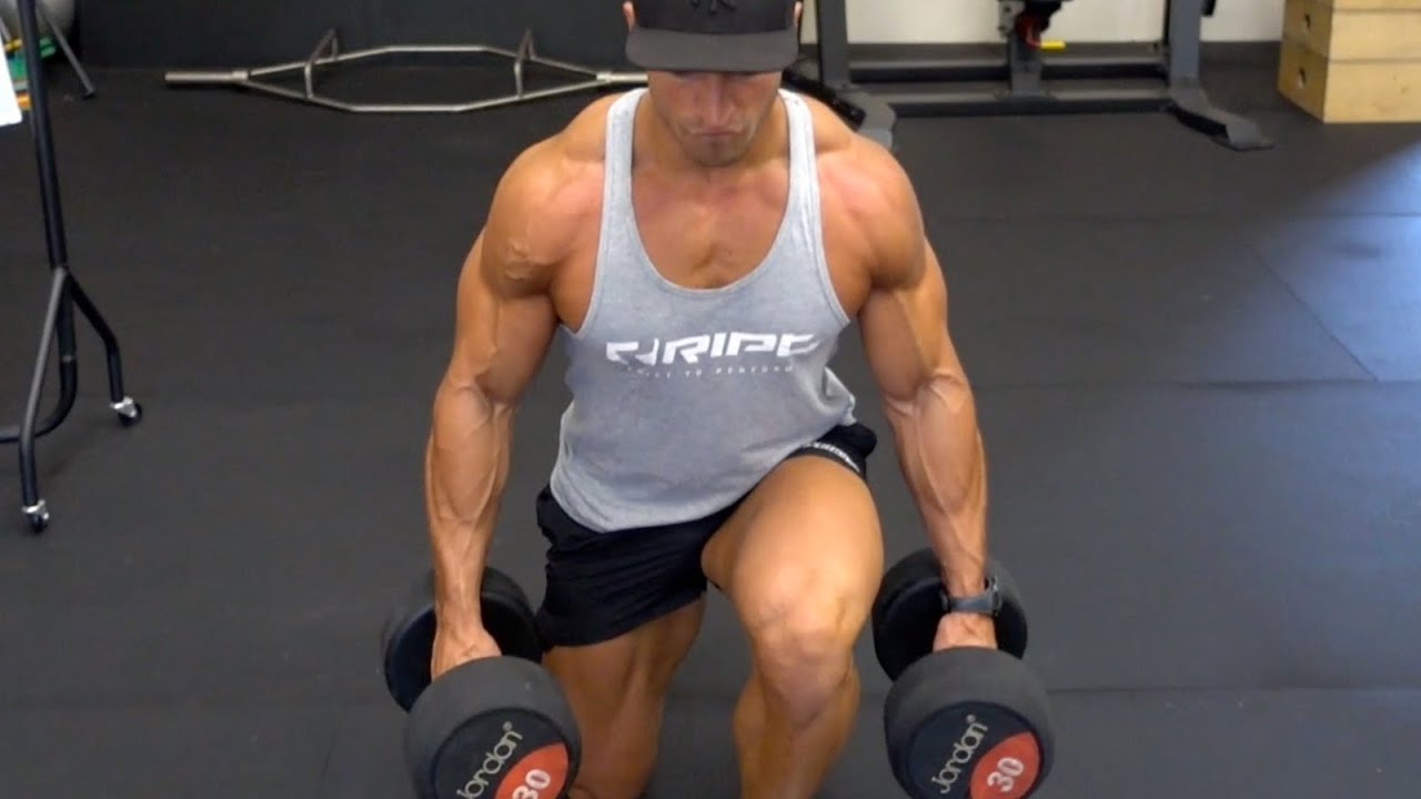 German Volume Training - Legs
