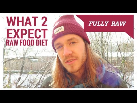 WHAT TO EXPECT GOING FULLY RAW VEGAN // RAW FOOD DIET