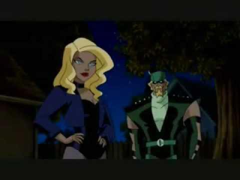 Huntress And Green Arrow