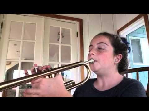 How to play Taps on Trumpet 👍EASY!!!👍