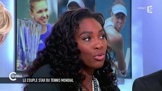 """Serena Williams """" je n'ai jamais eu peur"""" - C à vous - 20/05/2015"""