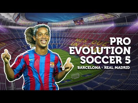 Download Efsane Oyun Pes 5 Pro Evolution Soccer 5 MP3, MKV