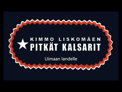 Kimmo Liskomäen Pitkät Kalsarit Uimaan landelle