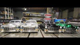 Jada 1949 Cadillac's