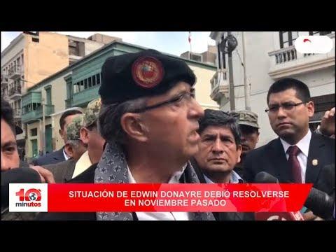 """Vizcarra deslindó nexos con el """"Club de la construcción"""" - 10 minutos Edición Matinal"""