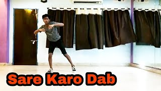 Sare Karo Dab | Dance Choreography By - GN Matrix Crew | Zero To Infinity | Zee Music Company #