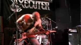 AXECUTER - Too Heavy to Load (Official HD) - Curitiba Metal Sound
