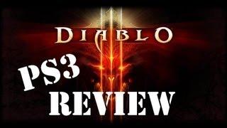 diablo 3 - PS3 Review