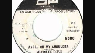 MERRILEE RUSH ~ ANGEL ON MY SHOULDER