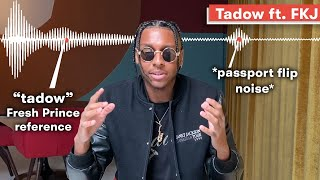 Masego Explains How He Built 'Tadow' and Other Songs | Critical Breakthroughs | Pitchfork
