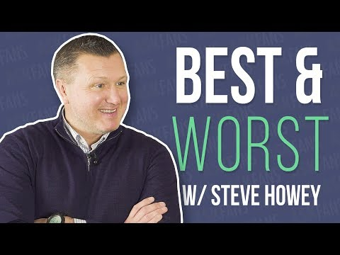 Steve Howey Best & Worst  Ask TV