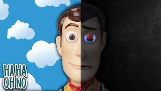 The Horror Behind Toy Story