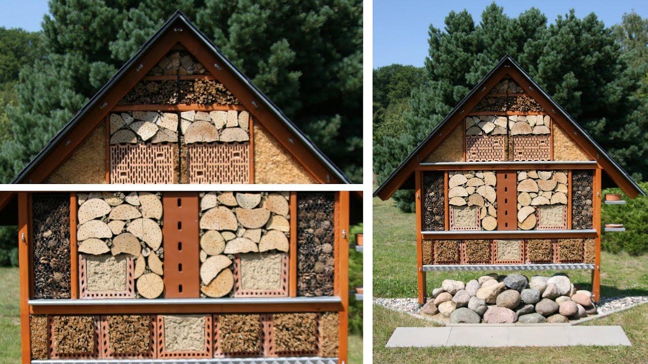 Nutzlingshaus Schritt Fur Schritt Anleitung Insektenhotel