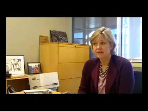 Dana Priest talks about Press Uncuffed