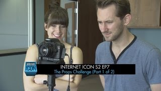 Internet Icon S2 Ep7 - The Prop Challenge (Part 1 of 2)