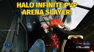 Halo Infinite Arena Slayer PVP Gameplay!