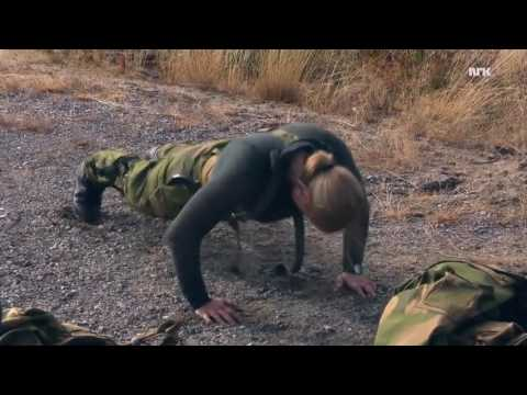 Norway's Special Forces Girls 1/2
