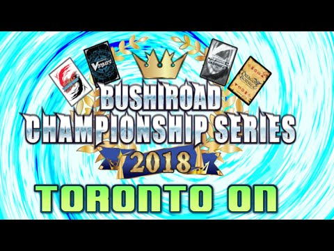 BCS Toronto 2018 Standard