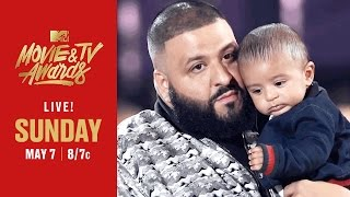 Revealed: DJ Khaled Is Pumped For The Award Show | MTV Movie & TV Awards