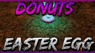 "Black Ops 3 Zombies: DONUT GRENADE EASTER EGG! ""Bouncing Betty Easter Egg"" (Shadows Of Evil)"
