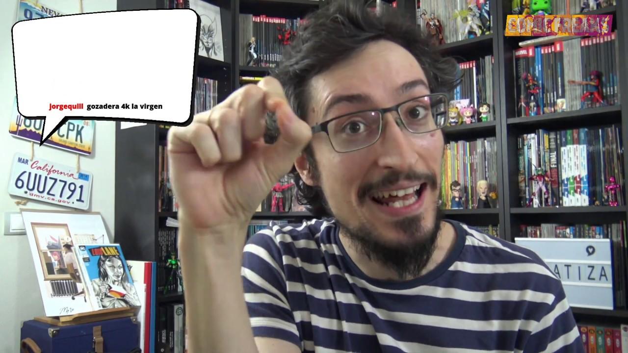 El Show de Comic Freaks #3: Con todo el bitrate de Murcia