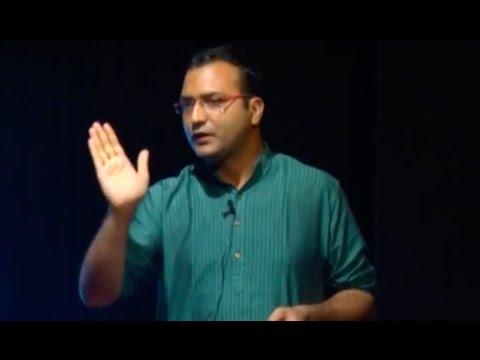 A Cashless Journey | Abhishant Pant | TEDxNMIMS