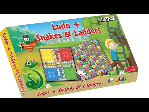Unboxing Ludo Snakes & Ladders Game | Ludo Snake & Ladder Game Unboxing | Classic Board Game |Review