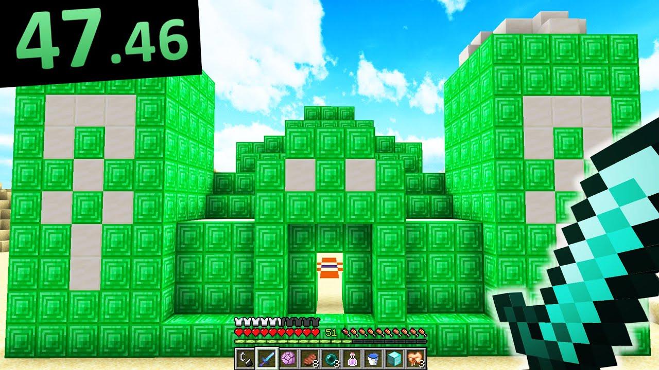 Download Submitting a HILARIOUSLY FAKE Minecraft SPEEDRUN...