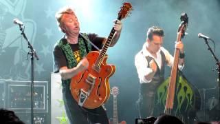 Brian Setzer - Runaway Boys, live in Zurich