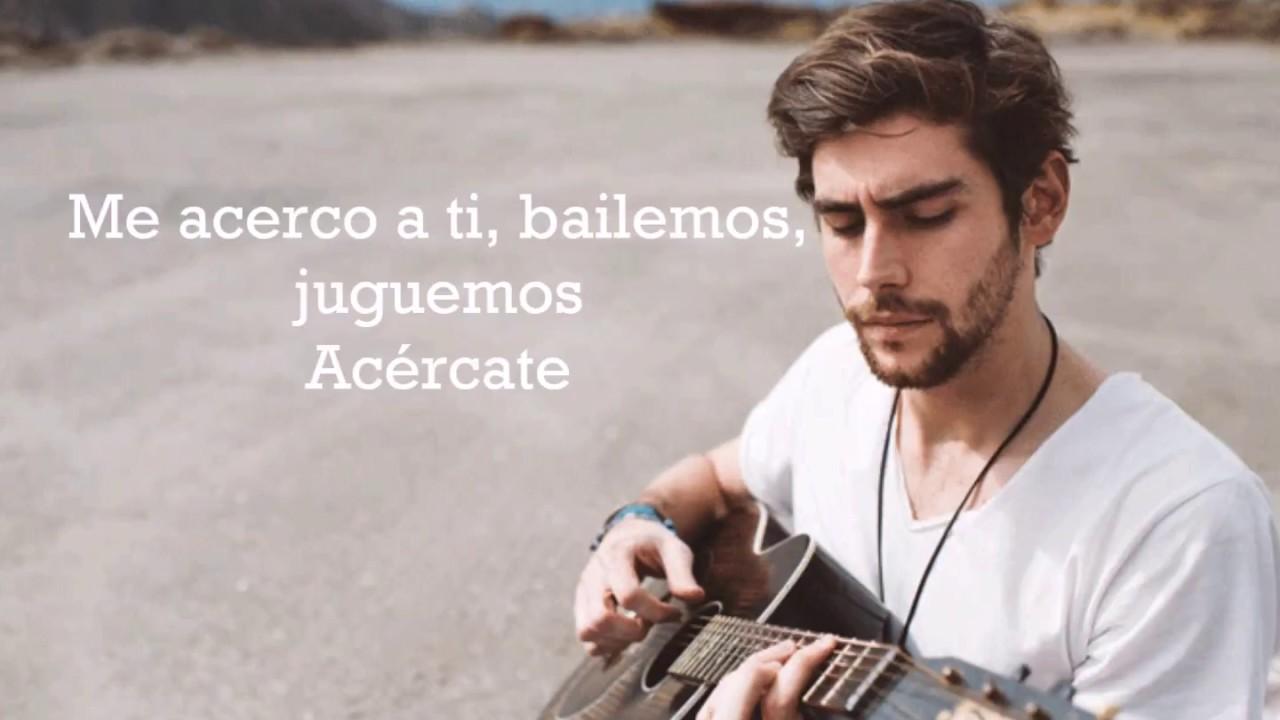 Alvaro Soler La Cintura Lyrics Letra Youtube