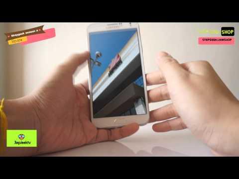 StepGeek Season2 Review Samsung E7 ดีไหม