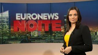 Euronews Noite   As notícias do mundo de 26 de abril de 2019
