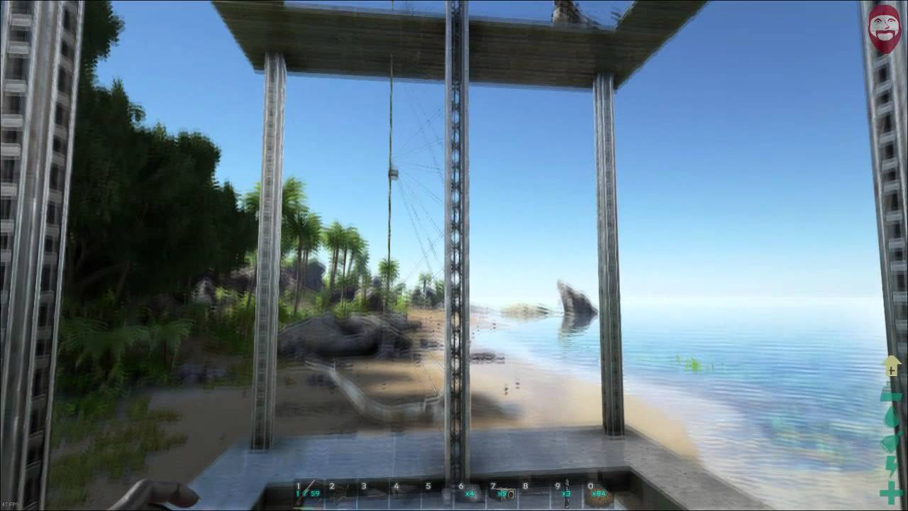 Ark Survival Evolved The Elevator