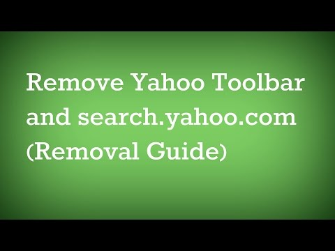 How to delete Yahoo search history - 20.4KB