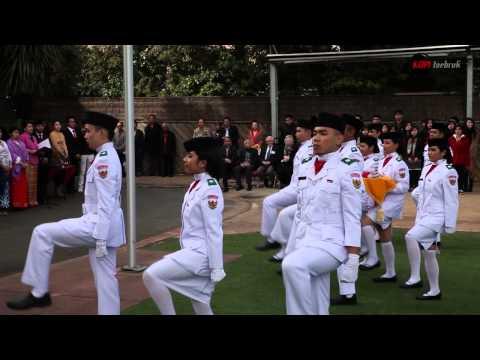 Peringatan Hari Kemerdekaan Republik Indonesia ke-68 di Melbourne, Australia.