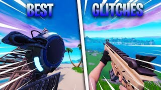 ALL THE BEST WORKING FORTNITE GLITCHES IN SEASON 8 - WALLBREACH/FIRST PERSON/BUILD SIDEWARDS (8.20)